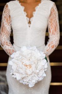Papírvirágos Álomesküvő, VOUGE Hajó - Miss Lulli Decor-2