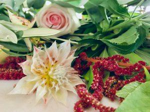 Pajtalagzi rusztikus asztali dísz Zamárdi Bohém Birtok-MISS LULLI Decor