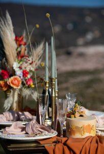 Esküvődekoráció asztaldekor premium pampafű ősziesküvő-MISS LULLI Decor