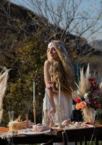 Őszi esküvődekor, szabadtéri esküvő- MISS LULLI Decor
