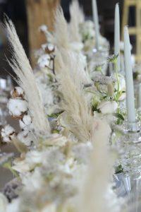 Esküvői különleges pampafű dekoráció-MISS LULLI Decor