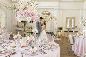 Teremdekoráció esküvői -Haris Park MISS LULLI Decor